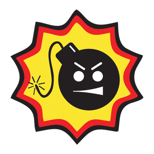 Serious Sam Sticker