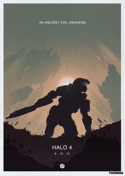 halo poster tasarımları