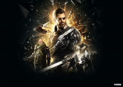 Deus Ex Poster Çeşitleri