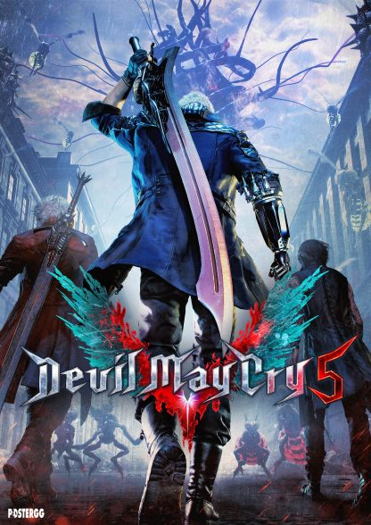 Devil May Cry Poster 2