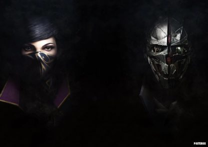 dishonored poster 2