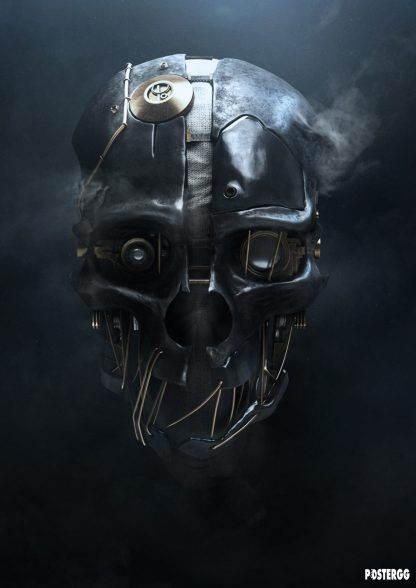 dishonored poster 3