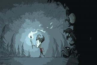 dont starve poster
