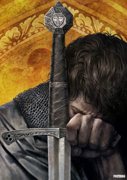 kingdom come deliverance poster