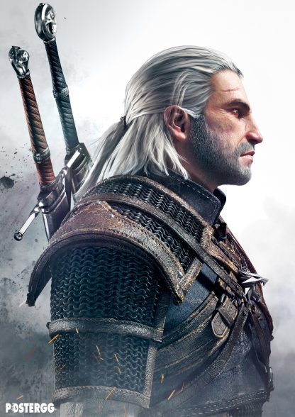 The Witcher poster 5