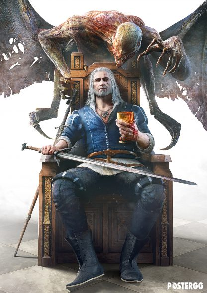 Witcher Poster 3