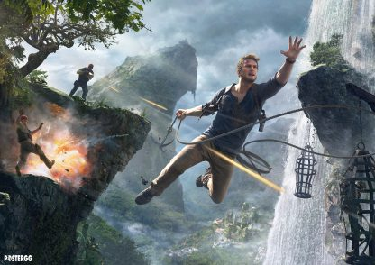 Uncharted Poster