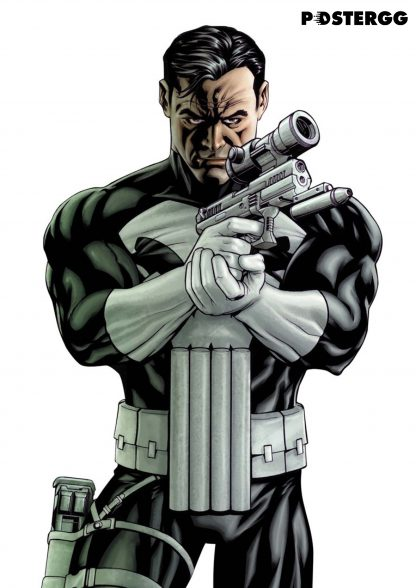 punisher poster 2