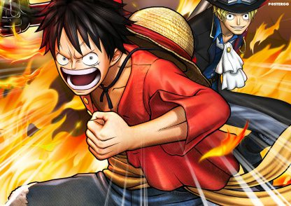 one piece poster 1