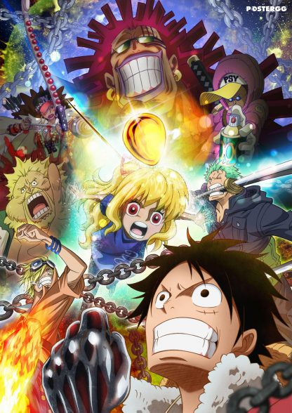 one piece poster 2