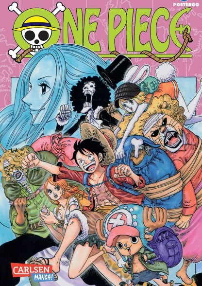 one piece poster 4