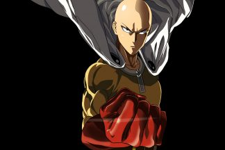 one punch man poster 1